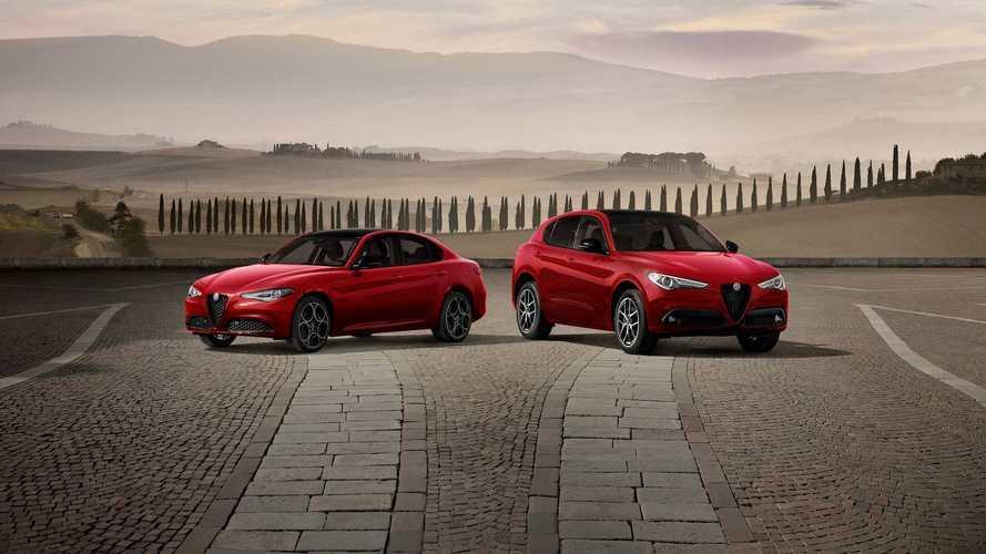 Alfa Romeo Giulia y Stelvio Sprint 110 Ans, serie especial en Francia