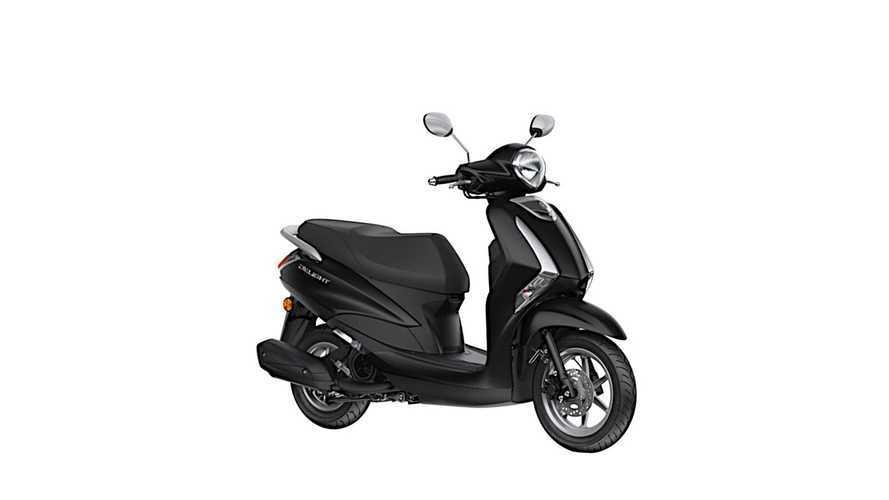Yamaha NMAX and D'elight 2021
