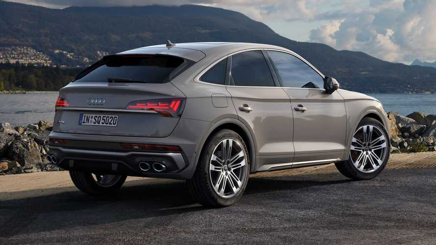2021 Audi SQ5 Sportback TDI Revealed For Europe With Diesel Power