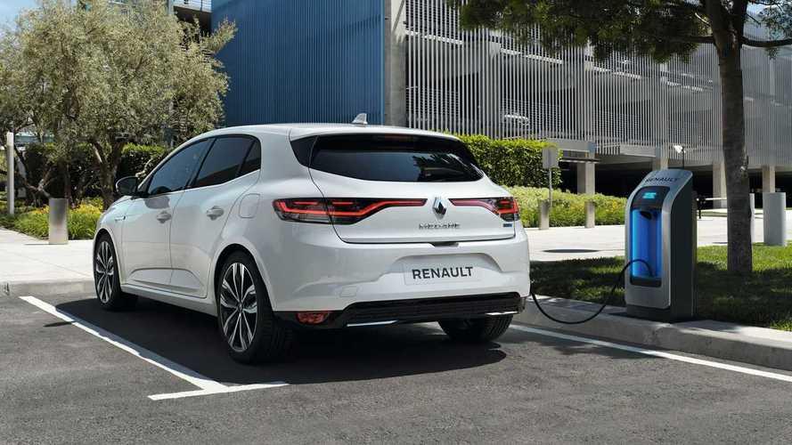 Nuevas versiones híbridas de los Renault Captur, Mégane y Arkana
