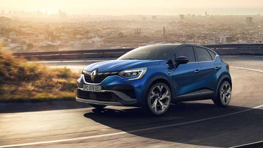 Le Renault Captur se dote d'une motorisation hybride simple