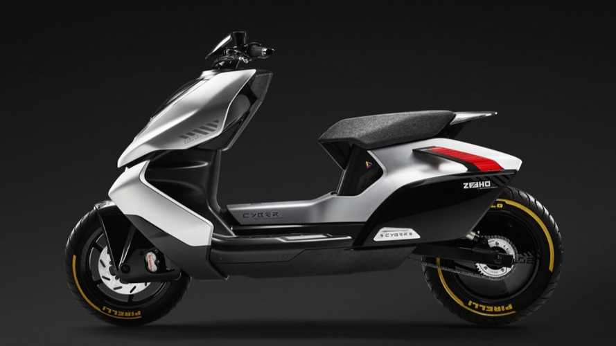 CFMoto Launches Zeeho Cyber Electric Scooter