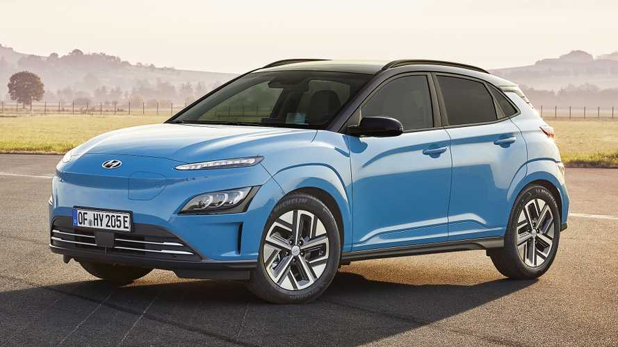 Facelifted Hyundai Kona Electric costs just over £30,000