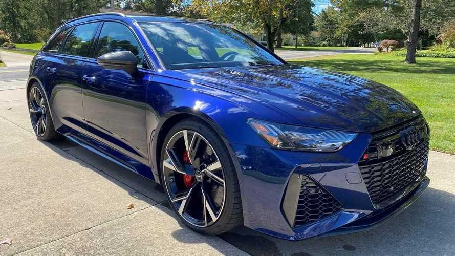 2021 Audi RS6 Avant for sale