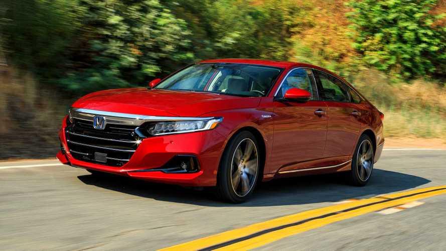 2021 Honda Accord yeni yüzü ve teknolojileriyle geldi
