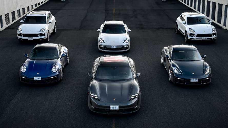 Porsche ne bat pas de record de ventes en 2020, mais reste satisfait