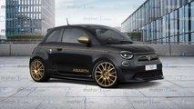 Abarth 500 Electric: Die Hot-Hatch-Zukunft im exklusiven Rendering