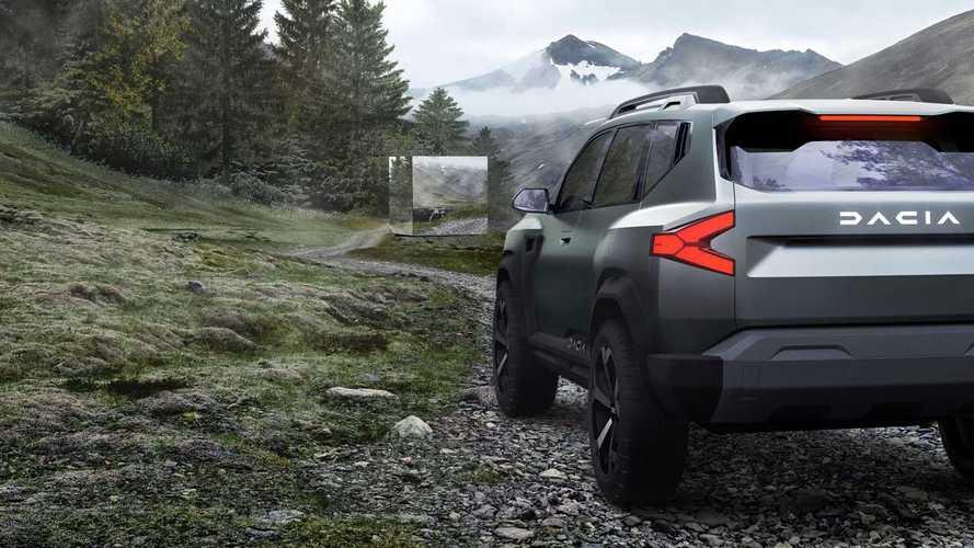 La nuova Dacia Duster arriva nel 2024 e sarà ibrida