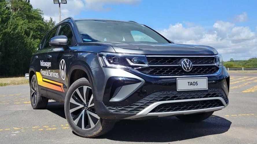 VW Taos agrada pelo acabamento e conforto em 1º contato na Argentina