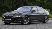 next gen bmw 7 series unofficial renderings