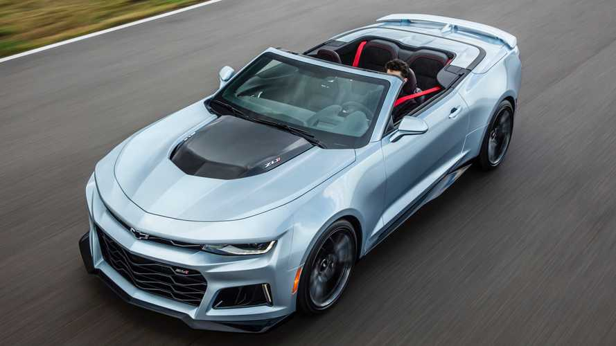 Camaro Sales Cratered So Hard In 2020 Even This Small Chevy Did Better [UPDATE]