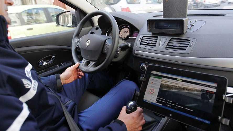 Les voitures-radar privatisées vont se multiplier en 2021