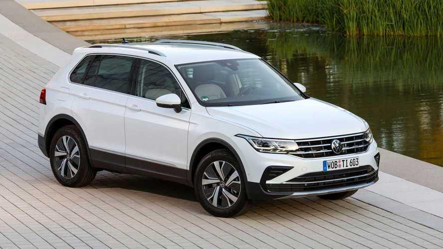 Europe: Volkswagen Starts Sales Of Tiguan eHybrid PHEV