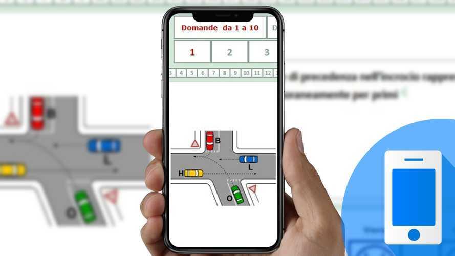Le migliori app per fare pratica con i quiz della patente
