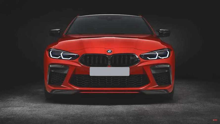 2021 BMW M4 Aftermarket Redesign Screenshots