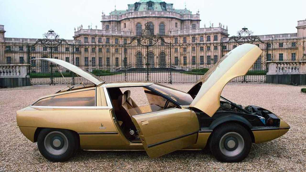 Citroen GS Camargue concept 1972