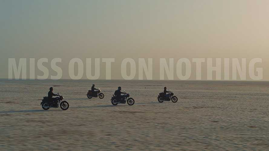 The Royal Enfield Meteor 350 Is Finally Here. For Real.