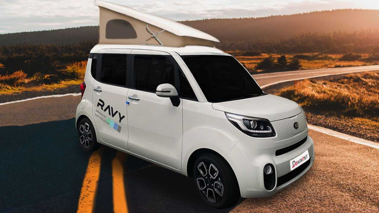 Daon Ravy Micro Camper