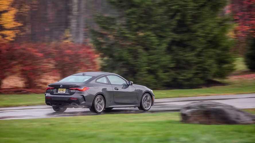 2021 BMW 4 Series: First Drive