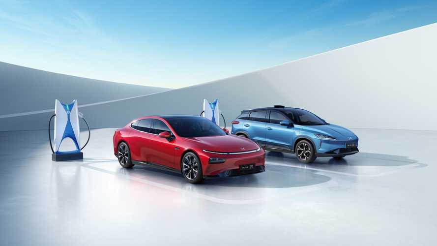 Xpeng Almost Quadrupled EV Sales In April 2021