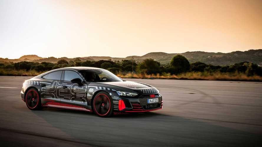 Audi e-tron GT, la gran turismo elettrica è sempre più vicina