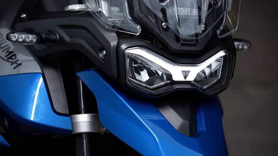 2021 Triumph Tiger 850 Sport - Details