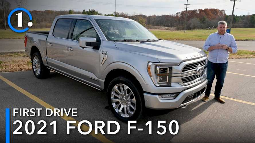 2021 Ford F-150 First Drive Review: Theory Of Evolution
