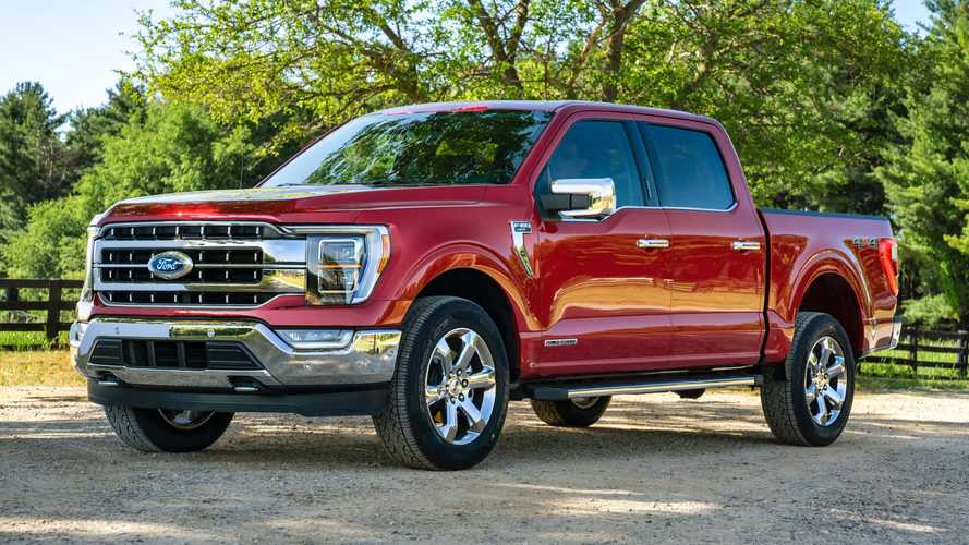 Electric Ford F-150 Will Have Dual Motors And A Giant Frunk