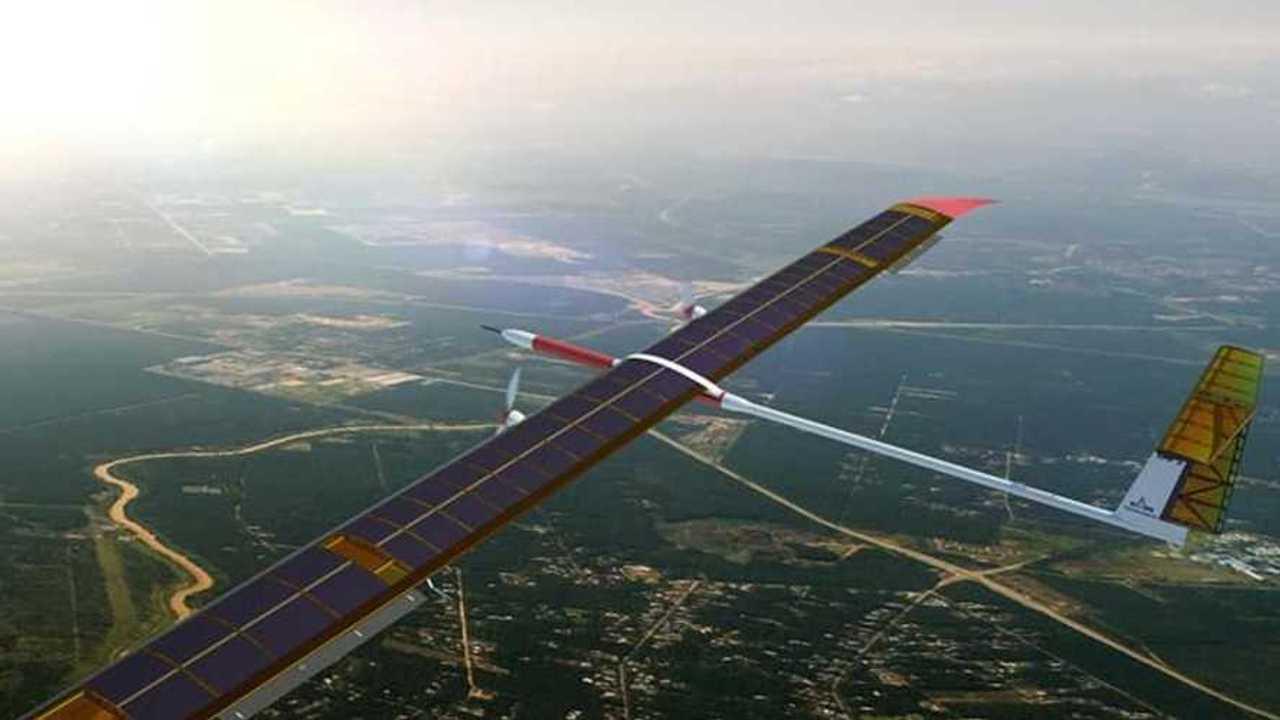 LG Chem: batterie al litio-zolfo per l'aereo che raggiunge la stratosfera