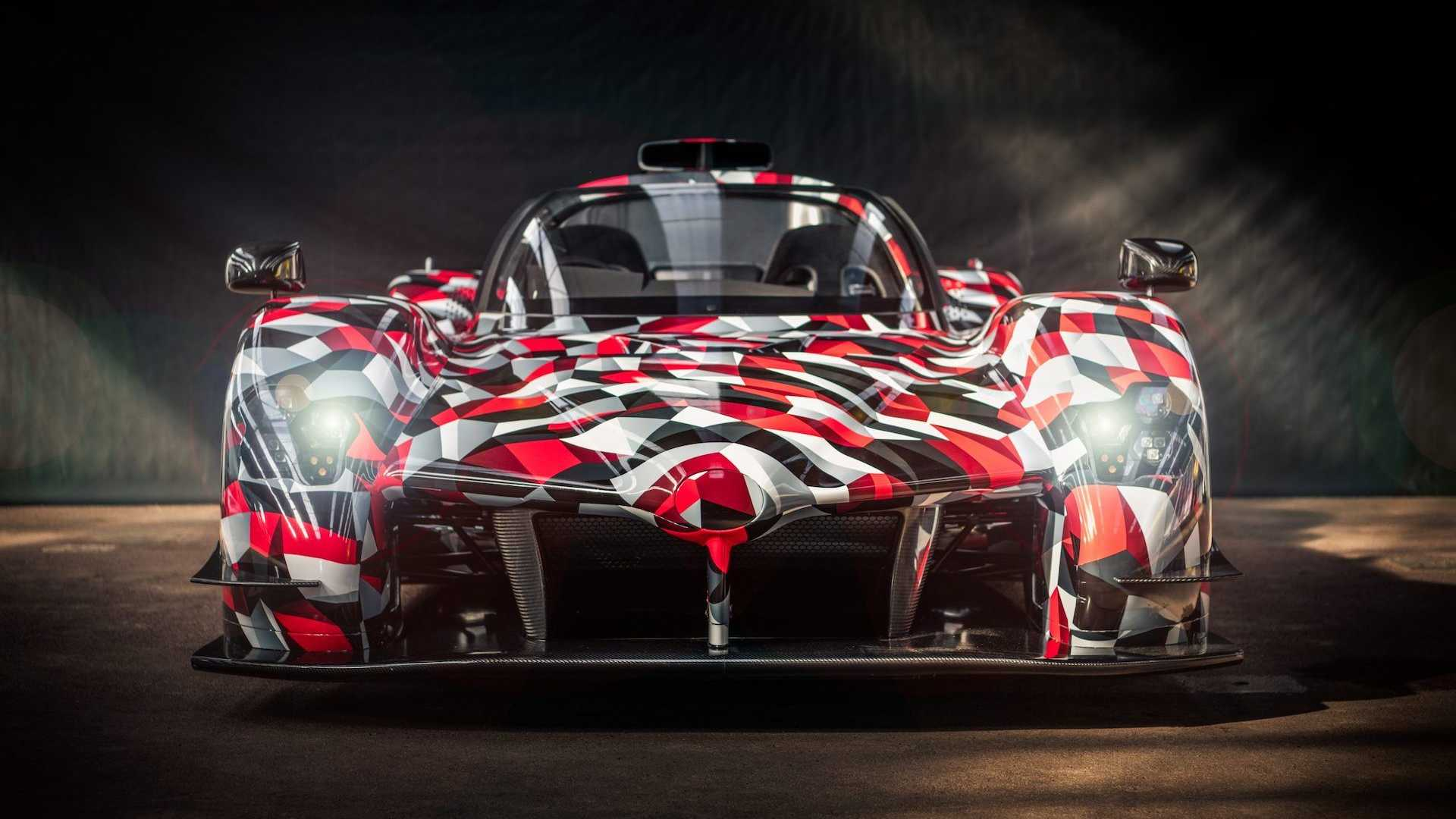 Toyota GR Super Sport Dynamic Public Debut