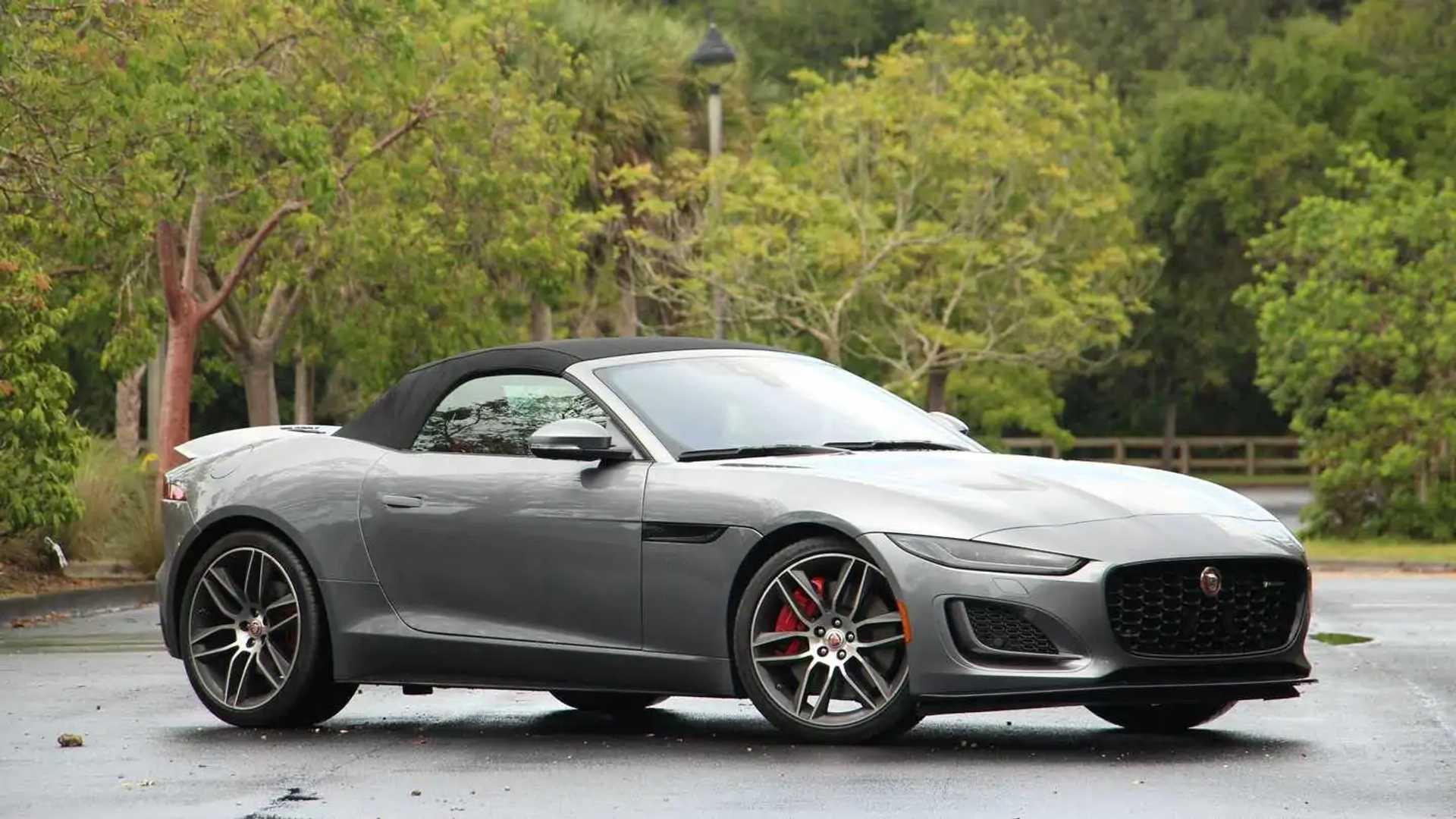 2021 Jaguar F Type Convertible Pricing