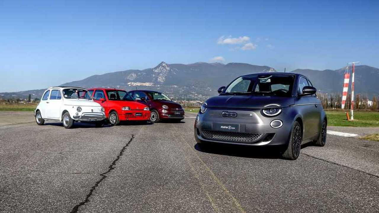 Drag Race 500, tutte le Fiat 500 contro tutte