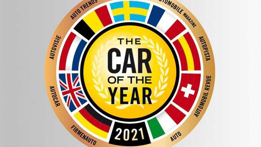 Автомобиль года в Европе: представлен шорт-лист