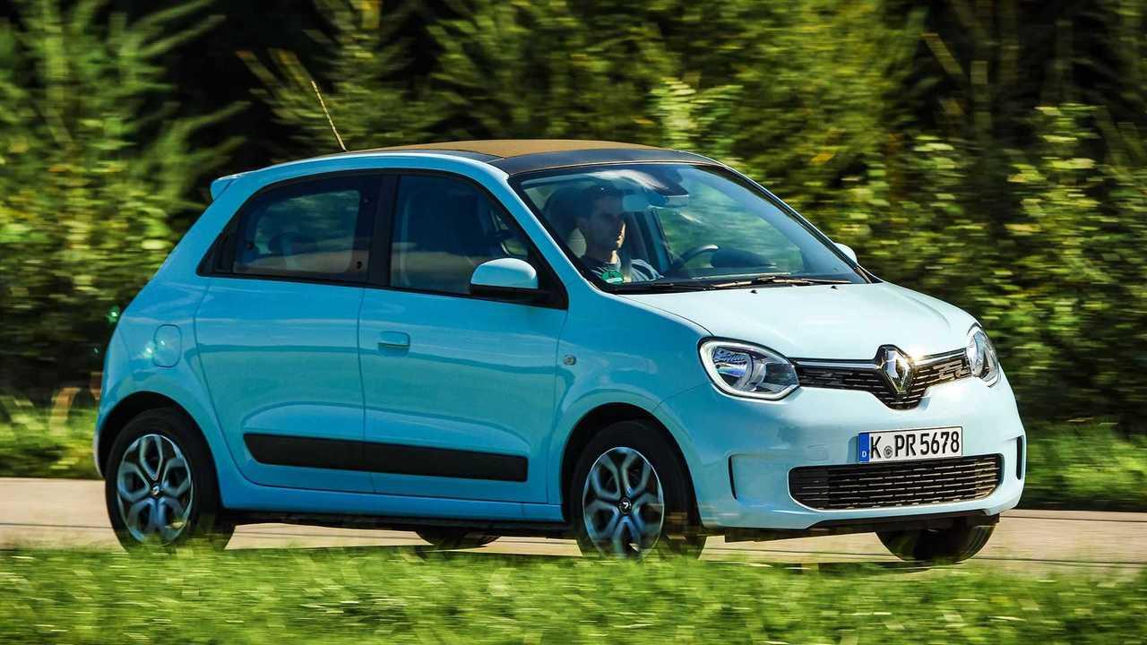 Renault Twingo (2020) im Test