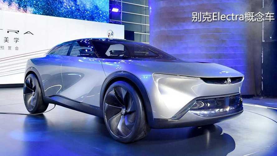Buick Electra Concept ostenta visual futurista no Salão de Pequim