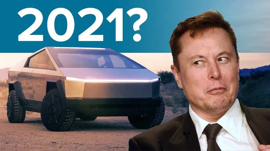 Should We Still Expect The Tesla Cybertruck In 2021?