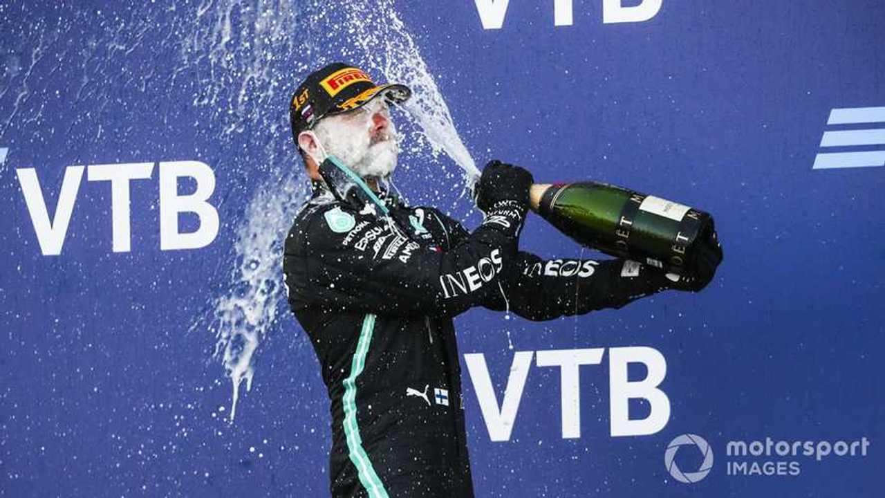 Valtteri Bottas at Russian GP 2020