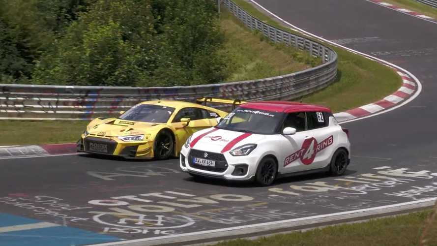 2020 has been full of great moments at Nürburgring