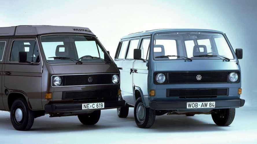 VW-Historie: Der Multivan wird 35 Jahre alt - er debütierte 1985 als T3