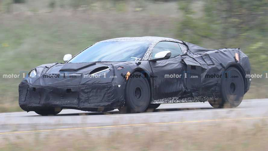 Chevy Corvette E-Ray allegedly has 650 hybrid bhp and AWD