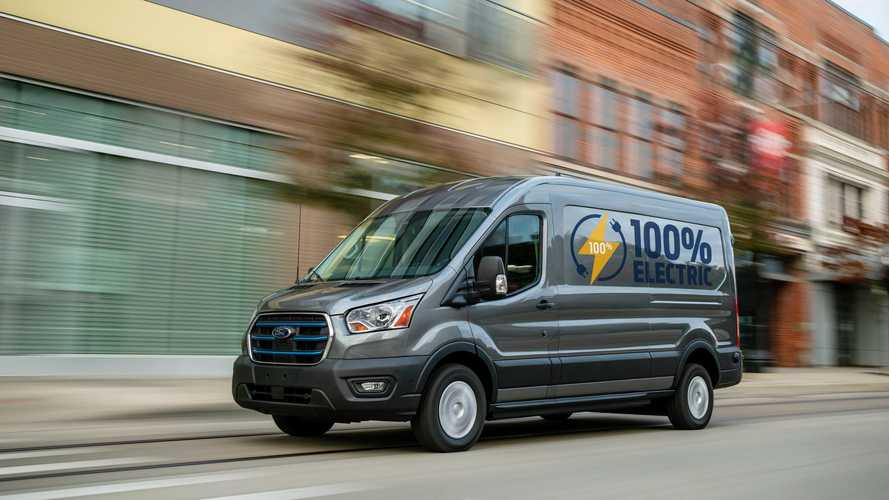 Ford E-Transit Revealed, Including Range, Specs, Price And More