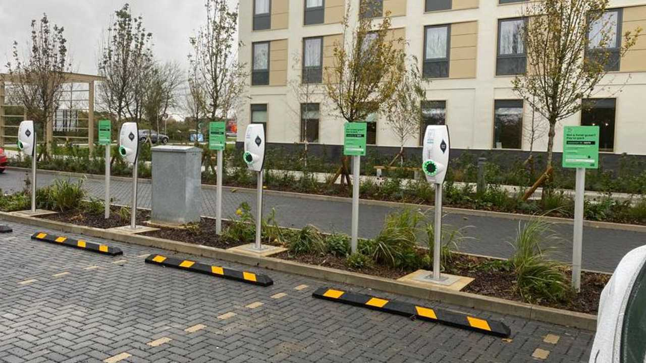 'Express' pre-bookable EV charging arrives in UK