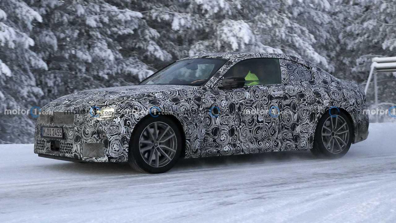 2021 BMW 2 Serisi Coupe Yeni Casus Fotoğraflar