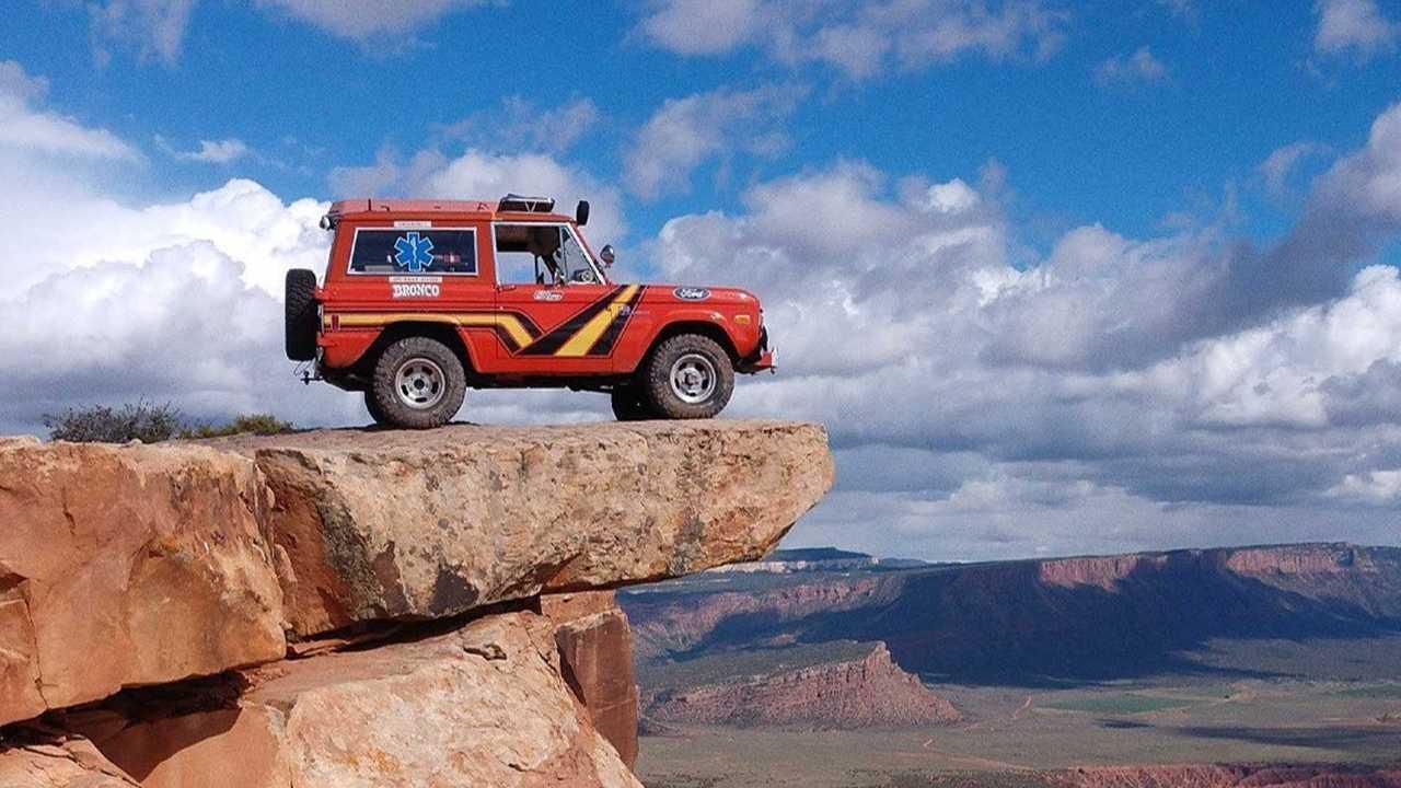 Ford Bronco Rescue Patrol