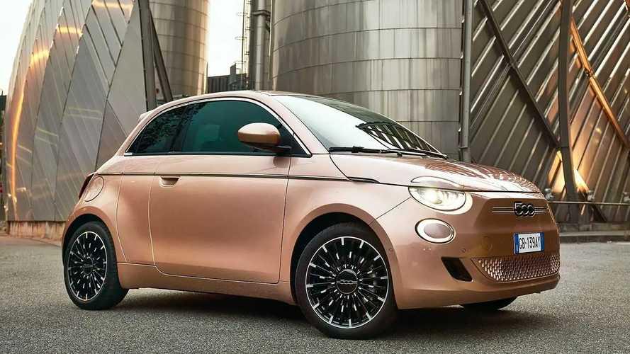 Fiat 500 elétrico 3 portas