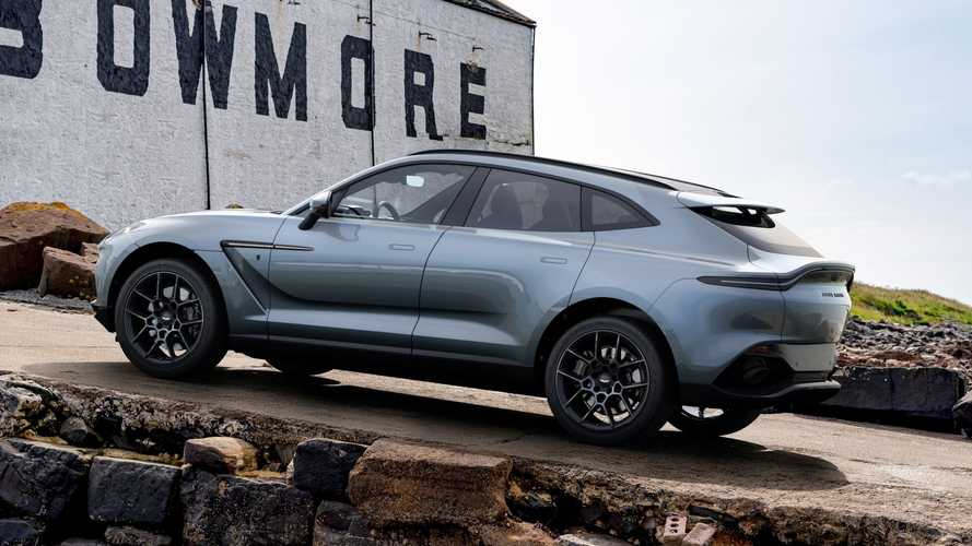 Three New Aston Martin DBX Versions Coming, Including Plug-In Hybrid