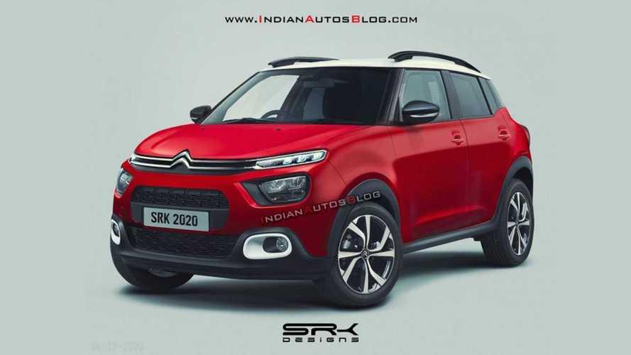 Futuro nacional, SUV compacto da Citroën será revelado em novembro na Índia