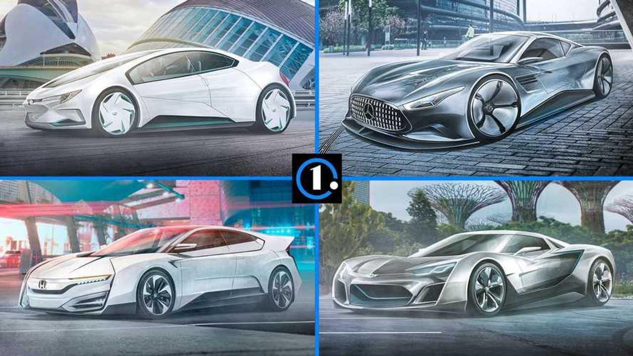 Future Cars Concept 2050 (main image)