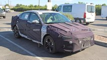 Next-Gen Hyundai Elantra Spy Photos