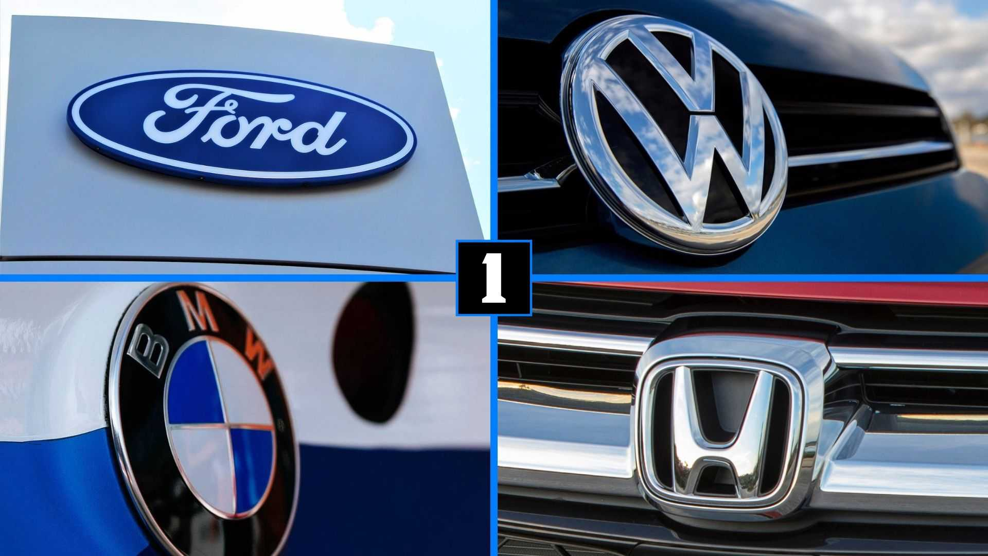 Four Automakers Under Anti-Trust Investigation For